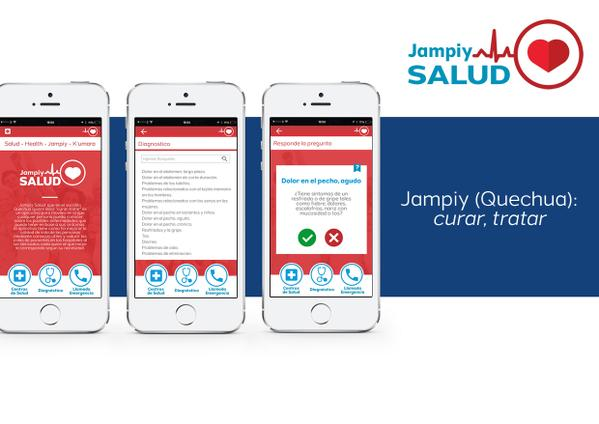 Jampiy Salud – MINSA